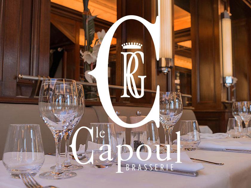 Le Capoul restaurant brasserie