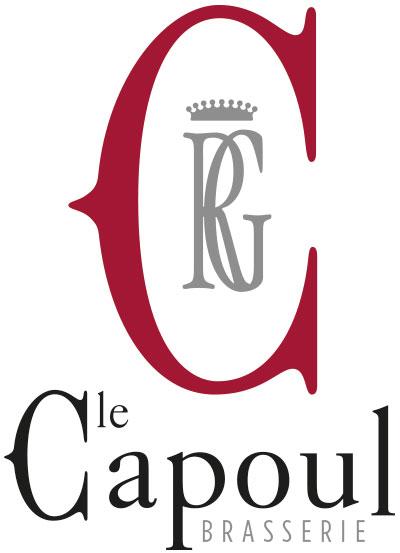logo Le Capoul Brasserie