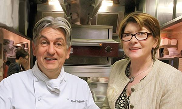 Mr et Mme Taffarello