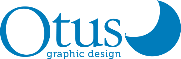 Otus graphic design
