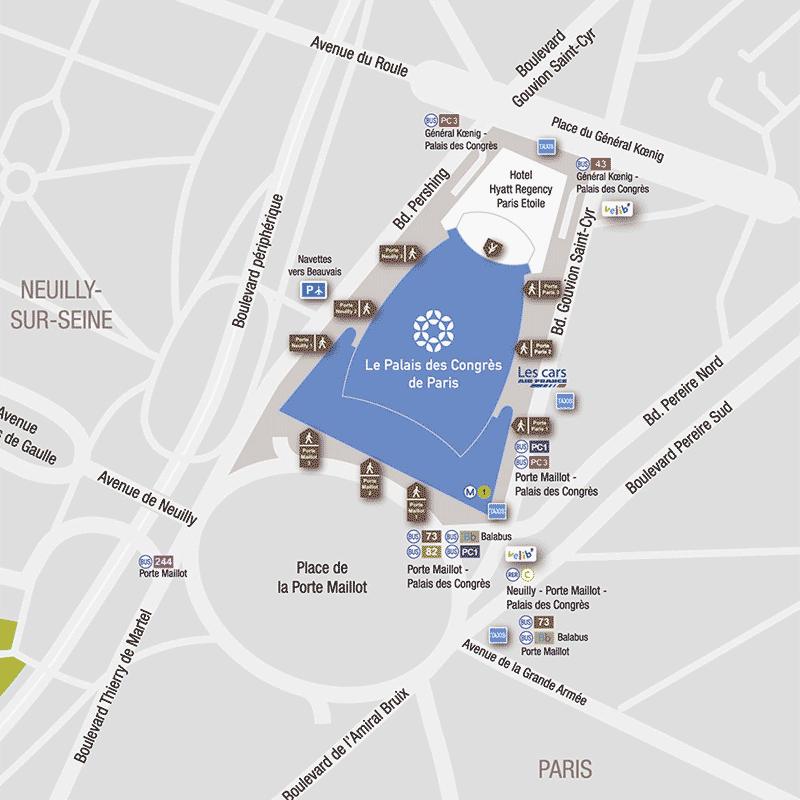Eucap 2017 map
