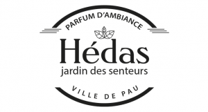 Facing etiquette Hedas Jardin des senteurs