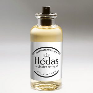 le Hédas flacon parfum