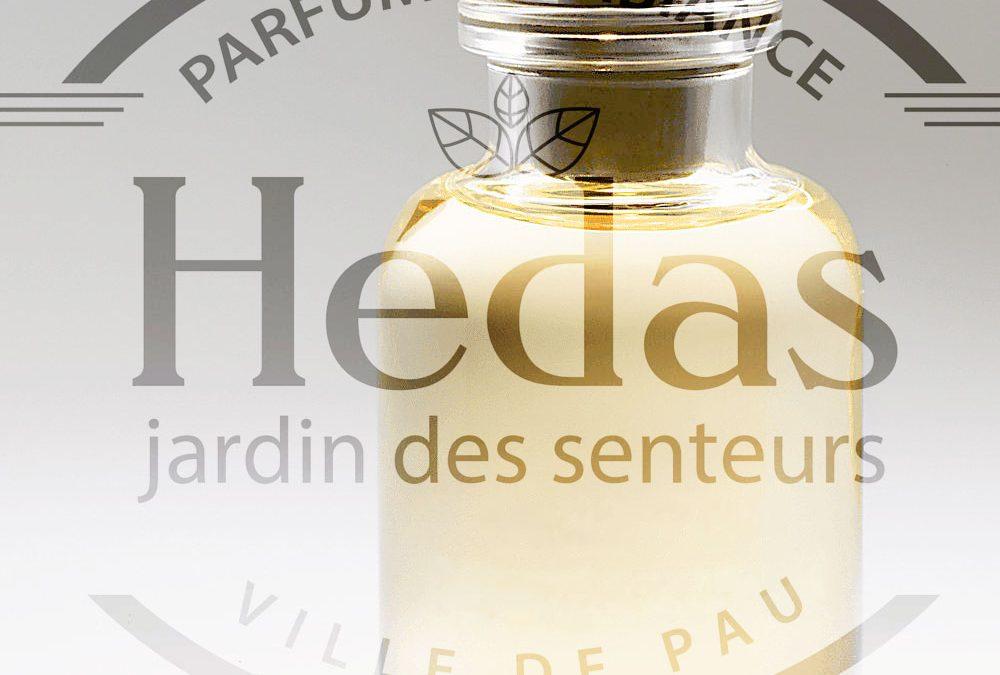Hédas jardin des senteurs par Avril Parfums