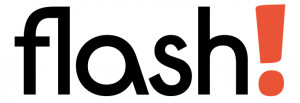 Flash ! logo